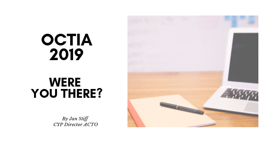 OCTIA 2019 – Were You There?
